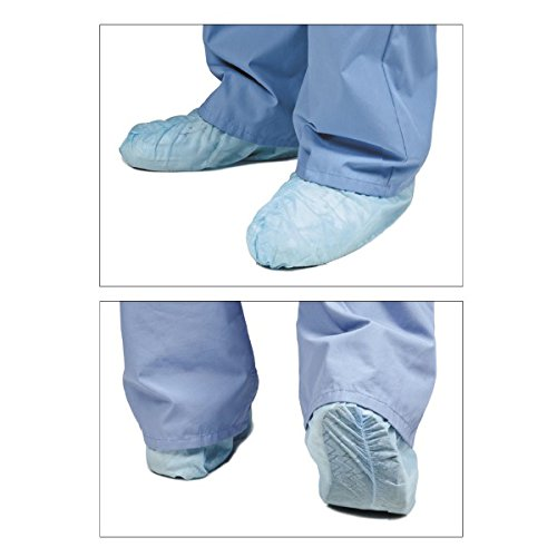 Graham Field Infection Control - Graham Field 3810 Anti-Skid Shoe Covers (Pack of 1000)
