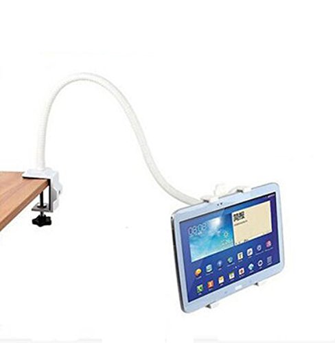 2SUN 360 Degree Rotating Universal Flexible Long Arm Tablet Stand - On Tool Eyeglasses Try