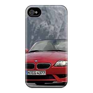 Iphone 6 Plus Cases Covers - Slim Fit Tpu Protector Shock Absorbent Cases (bmw Z4 M Roadster Front Angle)