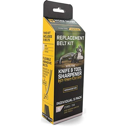 Work Sharp Ken Onion X4 Belt Kit WKS03911