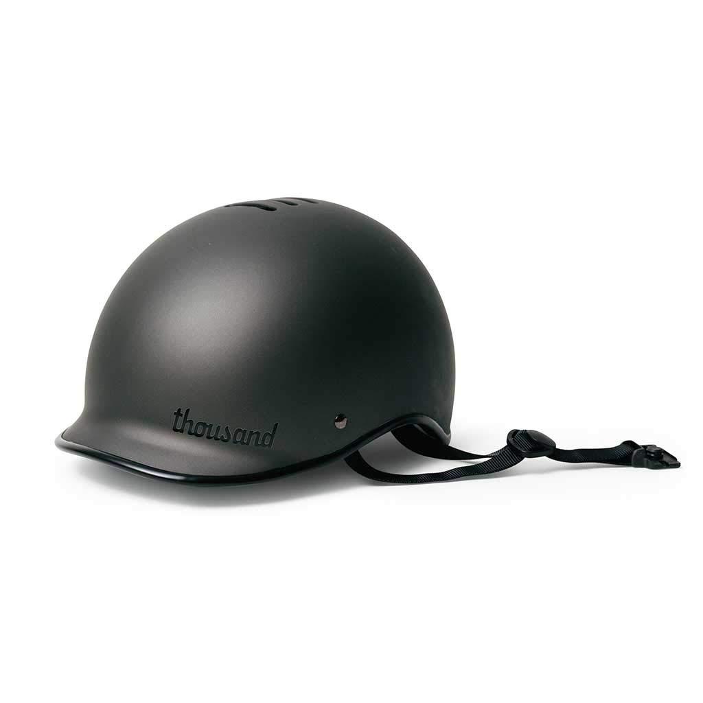 Thousand Adult Bike Helmet, Stealth Black Small
