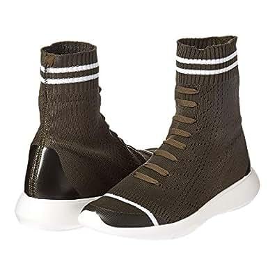 Kappa Fashion Sneakers for Women - Khaki