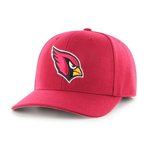 (OTS NFL Arizona Cardinals Male All-Star Dp Adjustable Hat, Dark Red, One)