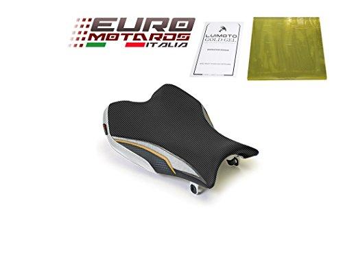 Suzuki GSXR 1000 2009-2016 Luimoto Team Suzuki Type II Seat Cover For Rider + Gel Pad