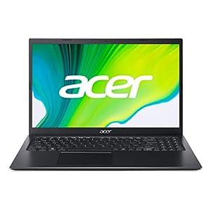 Acer Aspire 5 15.6″ (39.62cms) Laptop(Intel Core i5 11th Generation/8GB/512GB SSD/Windows 10 Home/Intel Iris Xe Graphics),Black A515-56