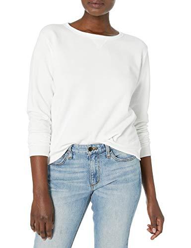 Hanes Women's V-Notch Pullover Fleece Sweatshirt