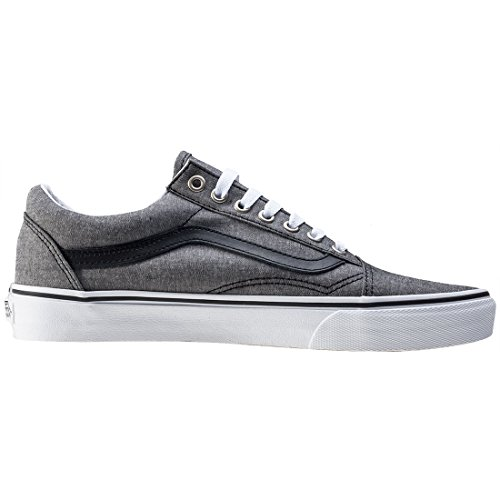 VN000D3HNVY Black Vans Navy Skool Chambray Old wHxxRCXqt