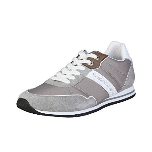 Homme Sneakers 77S524 gray Jeans Trussardi wqECxZtpq