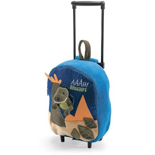 Gund Aaaaah Dinosaurs - Dinosaur Trolley Bag 12