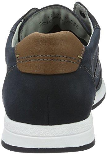 Fretz bleu Lacets Hommes Pour Chaussures Men À Blau Stans rRfrnq8