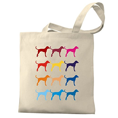English Eddany Colorful Bag Eddany Canvas Foxhound Colorful Tote wFtv4x