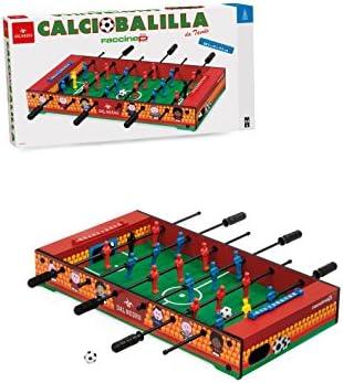 Dal Negro 53829 – Futbolín de Mesa faccinep: Amazon.es: Juguetes y ...