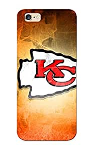 New Style Runandjump Hard Case Cover For Iphone 6 Plus- Kansas City Chiefs