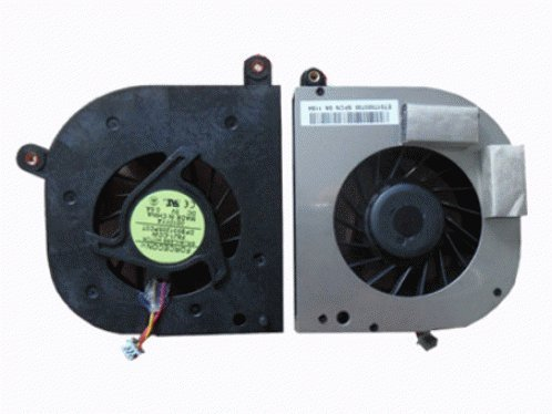 FixTek Laptop CPU Cooling Fan Cooler for Toshiba Satellite X205 Series