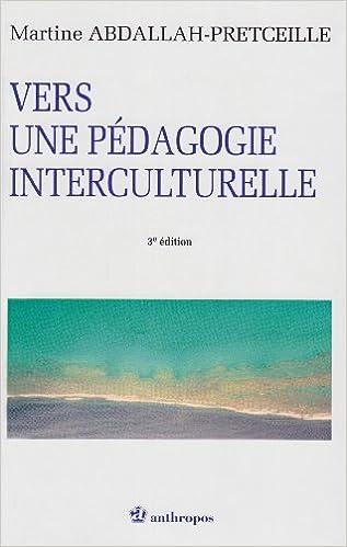 Télécharger en ligne Vers une pédagogie interculturelle pdf, epub ebook