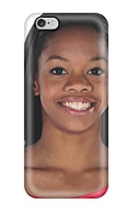 Discount Durable Case For The Iphone 6 Plus- Eco-friendly Retail Packaging(gabby Douglas Gymnastics)