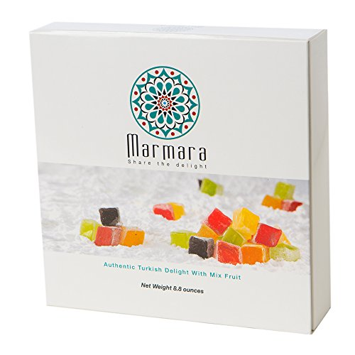 Marmara Authentic Turkish Delight Confectionery product image