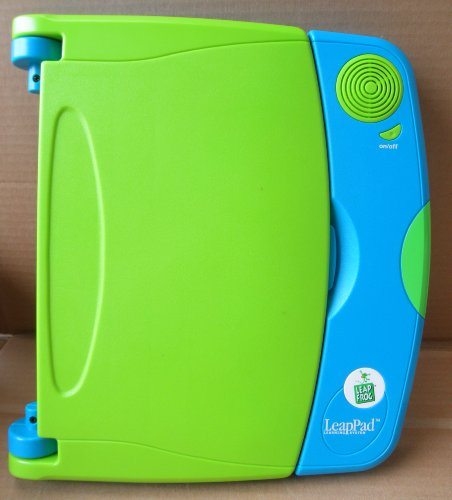 LeapFrog LeapPad Learning System Unit - 30004 -Cartridges and Interactive Books NOT included - 12 inches x 10 1/2 inches