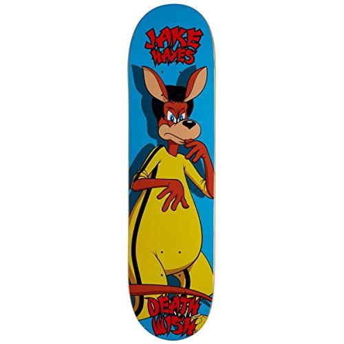 Deathwish Hayes Kanga Woo Skateboard Deck - 8.00