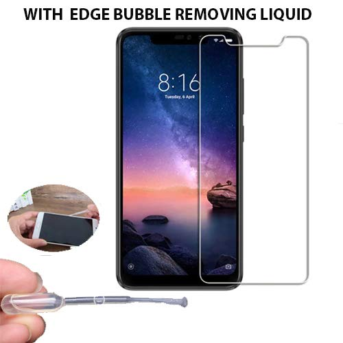 Mi Note 6 pro Tempered Glass Screen Protector with Premium
