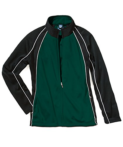 Charles River Apparel Girls' Olympian Jacket