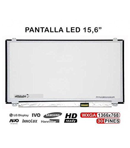 "Portatilmovil - Pantalla 15.6"" HD LED Slim LTN156AT37 