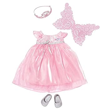 24a6970ae Baby Born Deluxe Wonderland Light-Up Dream Doll: Amazon.co.uk: Toys ...