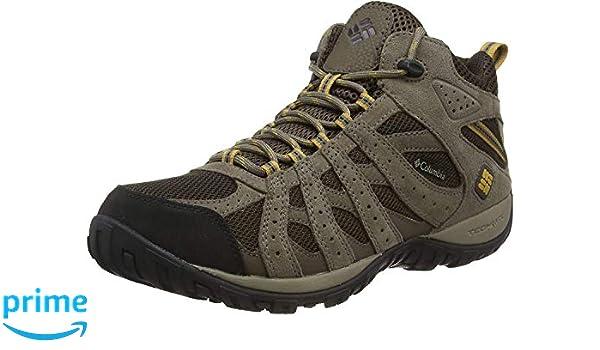 Columbia Men's Redmond Mid Waterproof Hiking Boots Review