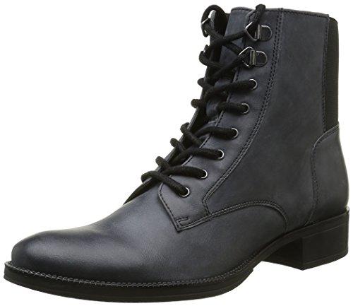 Geox Women's D Mendi Stivali B Ankle Boots Grau (Anthracitec9004) w6W9n2Kg