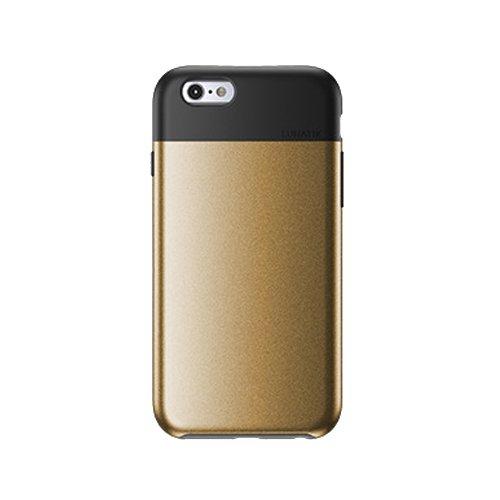 - Lunatik Flak Case for iPhone 6 - Retail Packaging - Gold