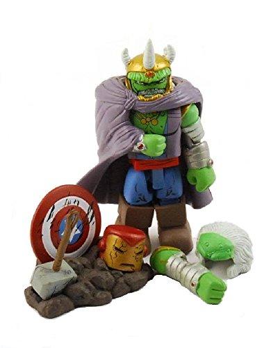 Marvel Minimates Maestro Hulk Mini Figure Loose