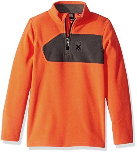 Spyder Boy's Speed T-Shirt, Burst/Polar, (Burst Tee T-shirts)