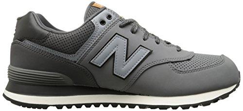 574 Uomo Grey Running New Balance Scarpe Grigio 5wIygqY