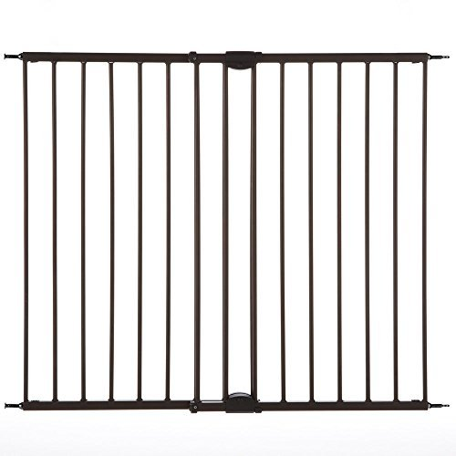 Easy Swing and Lock Wall Mounted Pet Gate by