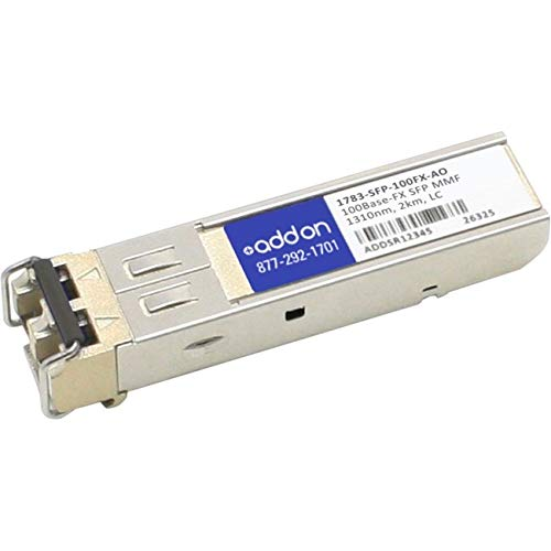 ALLEN-BRADLEY SFP 1783-SFP100FX - Multi Transceiver Max