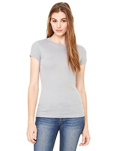 Bella Canvas - Camiseta - Mujer Gris Granite XL