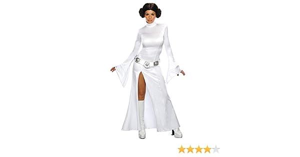 Traje de la mujer: la princesa Leia - Star Wars 3 partes - S ...