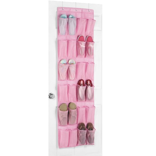 Whitmor Polypro Over Door Organizer product image