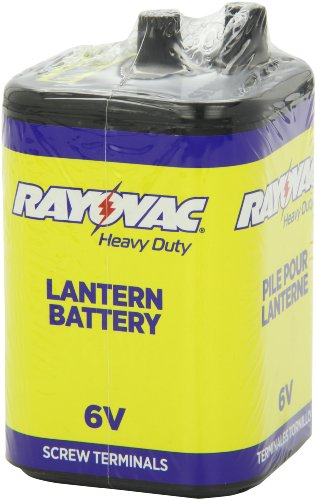 Rayovac Lantern Battery Terminals 945R4