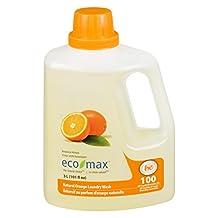 Eco Max Laundry Products-Orange Laundry Wash