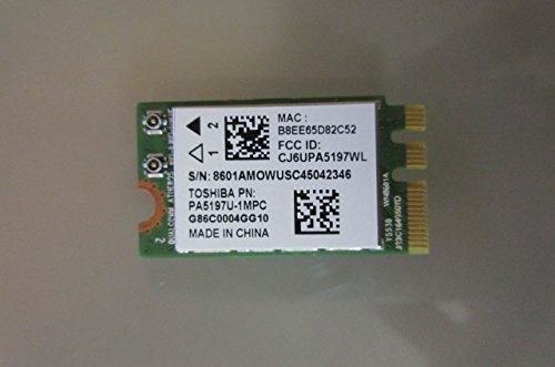 Qualcomm Atheros WWAN Card PA5197U-1MPC wireless module for Toshiba Satellite C55T-B5230 15.6