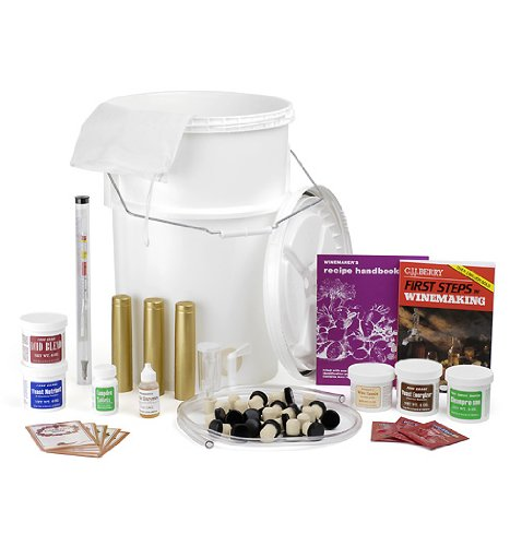 E.C. Kraus Your Fruit! Wine Making Kit by E.C. Kraus