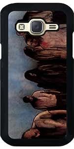 Funda para Samsung Galaxy J5 - V Zombies by zombierust