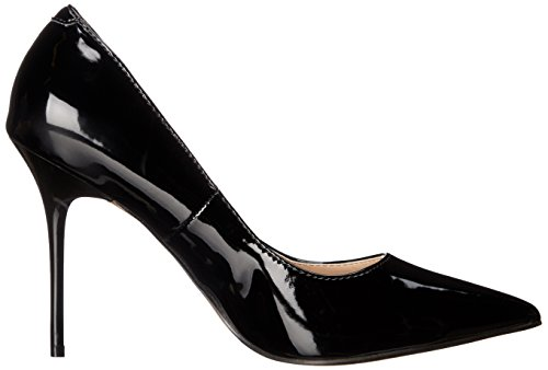 CLASSIQUE 20 9 Pat Damen Pumps 42 UK Blk Schwarz EU Damen Pleaser dgnq5zwd