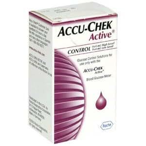 Accu-Chek Active Control Solution - Roche 3146324