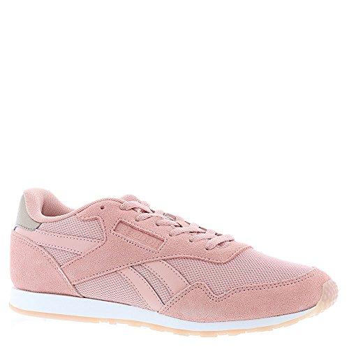 Reebok Vrouwen Koninklijke Ultra Sl Fashion Sneaker Krijt Roze / Rose Goud / Wit