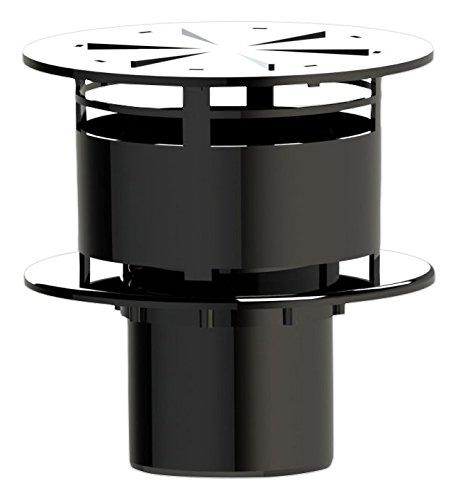 Chimeplast 8DFV58 - Conductos y componentes para sistemas de evacuació n de humos (talla ú nica) FIG s.l.