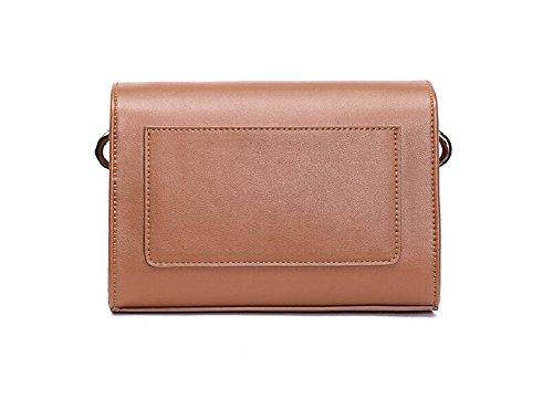 Single Women Brown Fashion Slanchbag Bag Small Broadband Bag Package qwaaIzvO