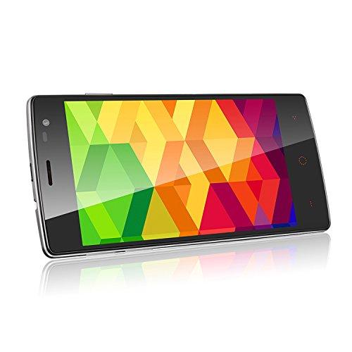 ULEFONE BE X 4.5 Inch IPS Android 4.4 MTK6592M Octa Core 3G Phone 8MP CAM 1GB RAM 8GB ROM (White)