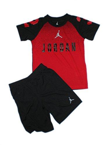 Nike Jordan Boy Tee Shirt & Short, Size 6 ()